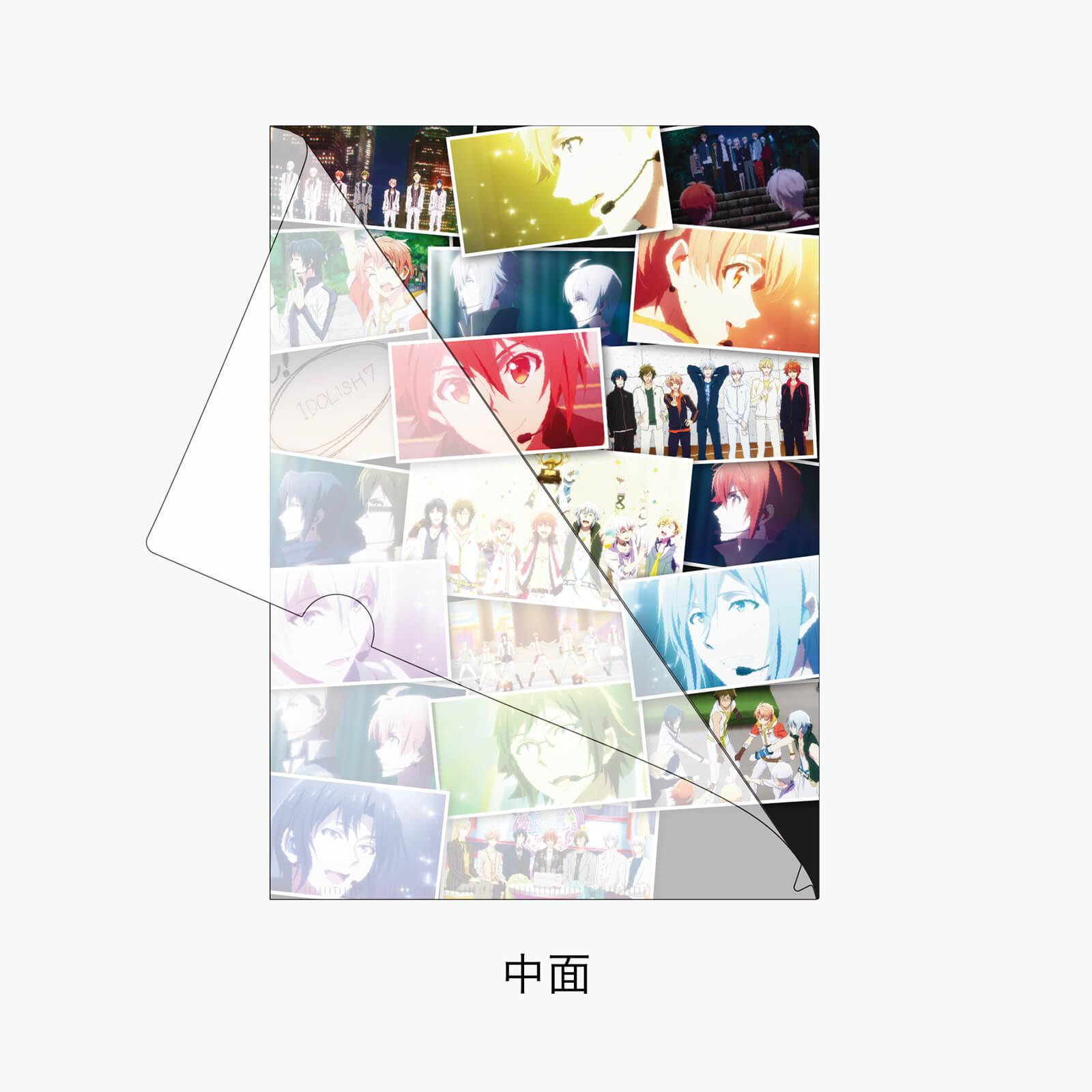 """アイドリッシュセブン""""STORY""""クリアファイル【IDOLiSH7】"""