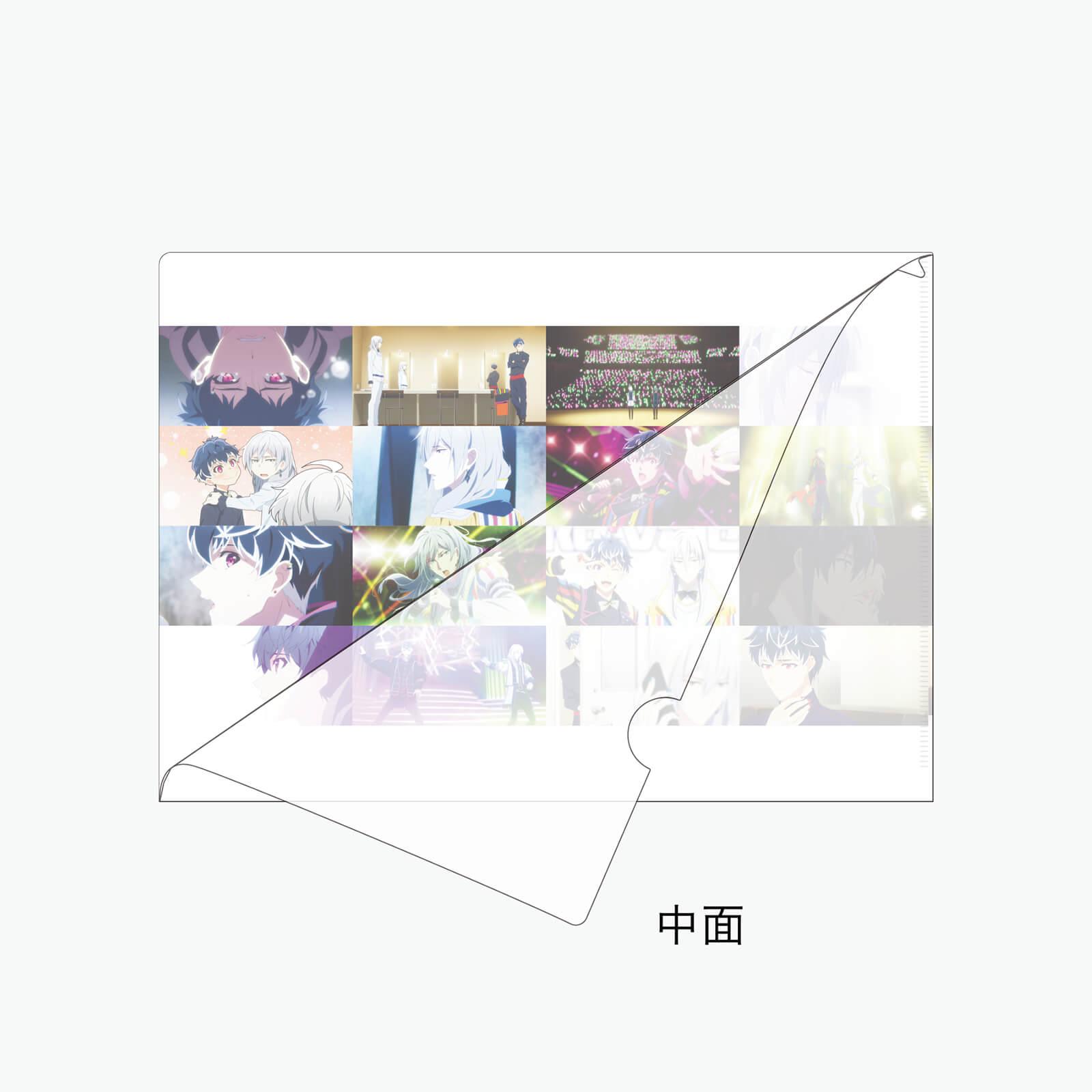 """アイドリッシュセブン""""STORY""""クリアファイル【Re:vale】"""