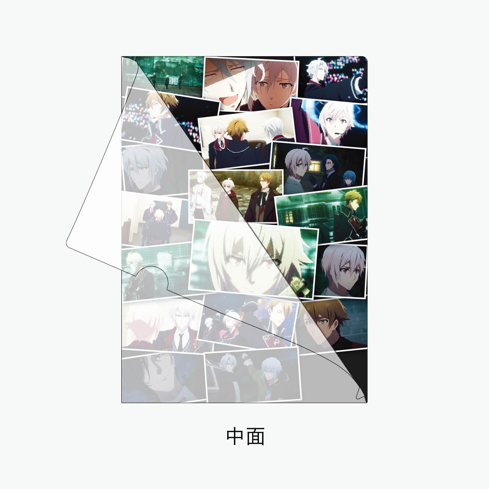 """アイドリッシュセブン""""STORY""""クリアファイル【楽】"""