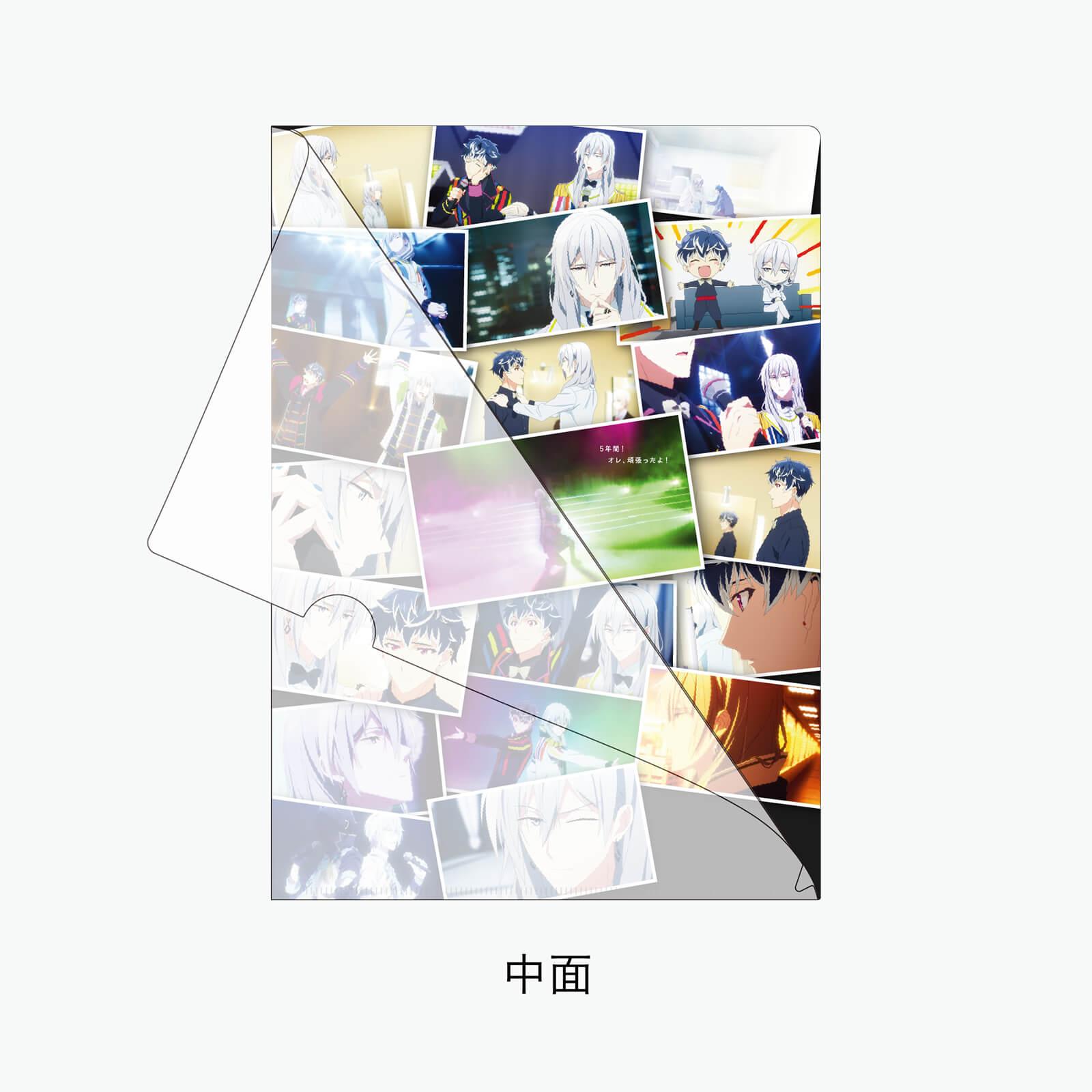 """アイドリッシュセブン""""STORY""""クリアファイル【千】"""