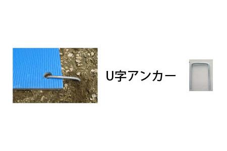 U字アンカー 直径10mmФX120mmX180mm 10本入り