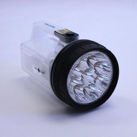 LED マルチライト(懐中電灯+ランタン) L  4個セット