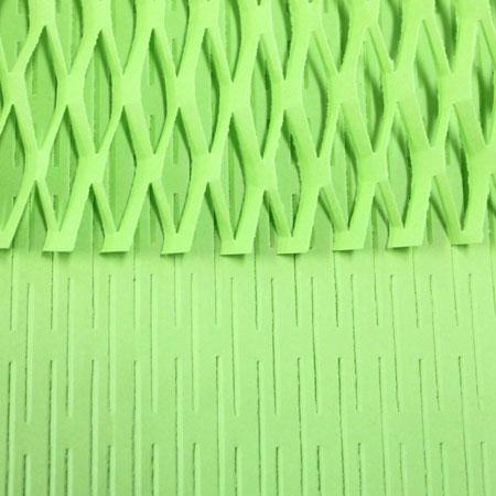 クッションペーパー カラー グリーン 2000枚入り