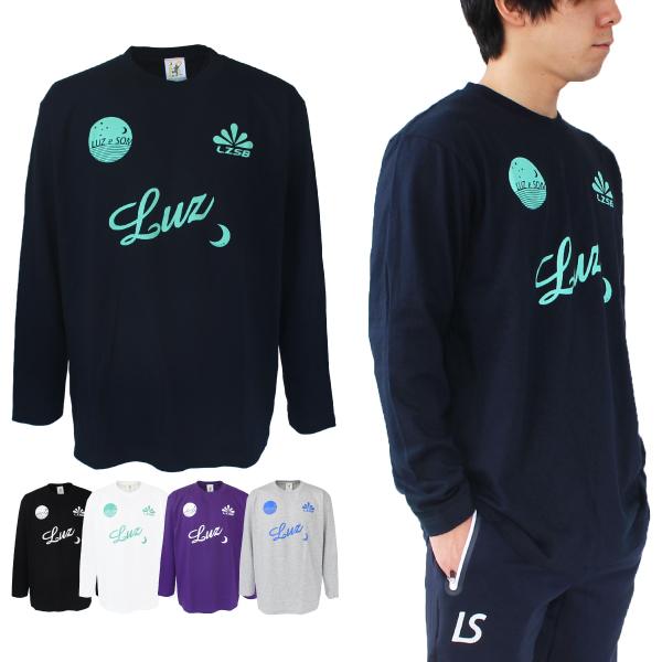 LUZeSOMBRA(ルースイソンブラ) 長袖 Tシャツ F2012031