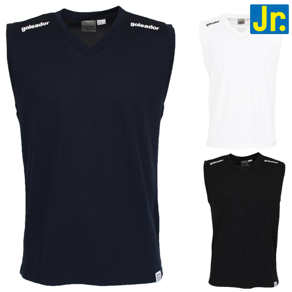 goleador(ゴレアドール) ジュニア プラノースリーブインナー G-2070-1