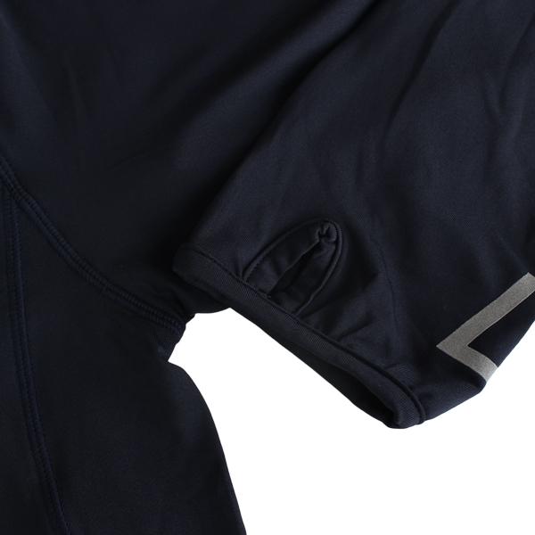 LUZeSOMBRA(ルースイソンブラ) LUZ ロングインナーシャツ F2011501