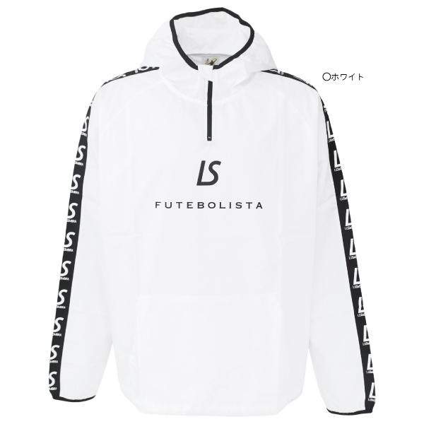 LUZeSOMBRA(ルースイソンブラ) ジュニア トレーニング ピステ ハーフジップ トップ F2021130