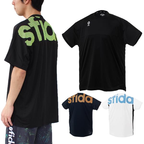 SFIDA(スフィーダ) ビッグロゴビッグプラクティスTシャツ1 SA-20S12