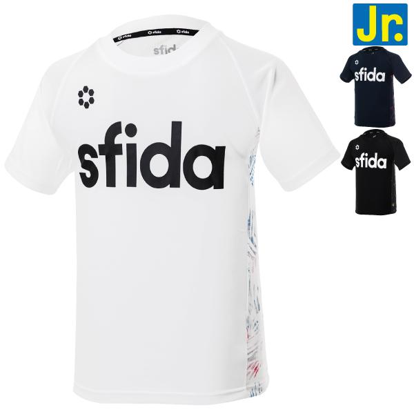 ★半額★SFIDA(スフィーダ) ジュニア 昇華プラクティスシャツPALM SA-20S02JR