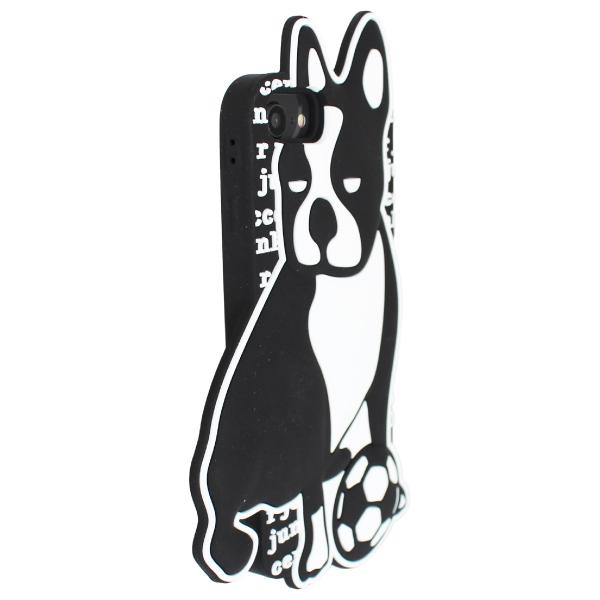 ★特価★soccer junky(サッカージャンキー) iPhone シリコン ケース(7/8/SE) SJ18473