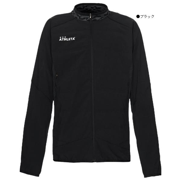 ★特価★ATHLETA(アスレタ) トレーニング ジャージ シェル 中綿 ジャケット REI-1080
