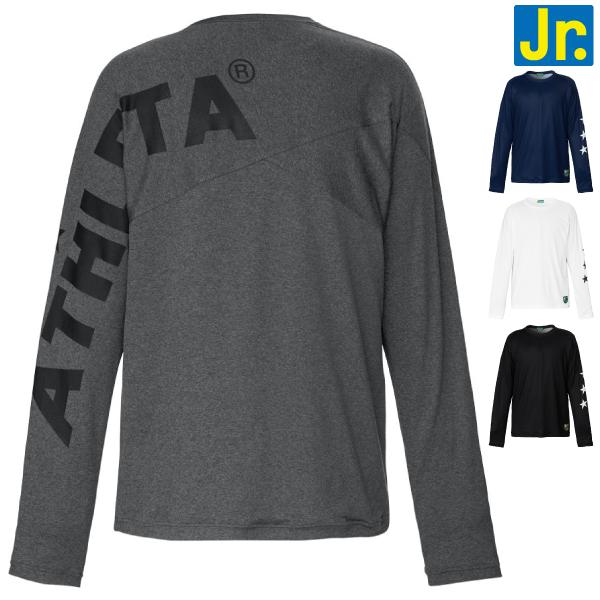 ATHLETA(アスレタ) ジュニア 長袖 プラクティス Tシャツ 03342J