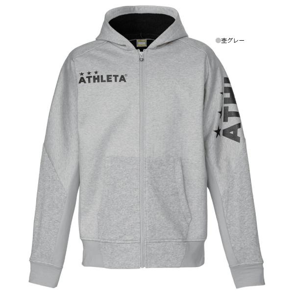 ATHLETA(アスレタ) ジュニア 防風 スウェット ジップパーカー 03343J