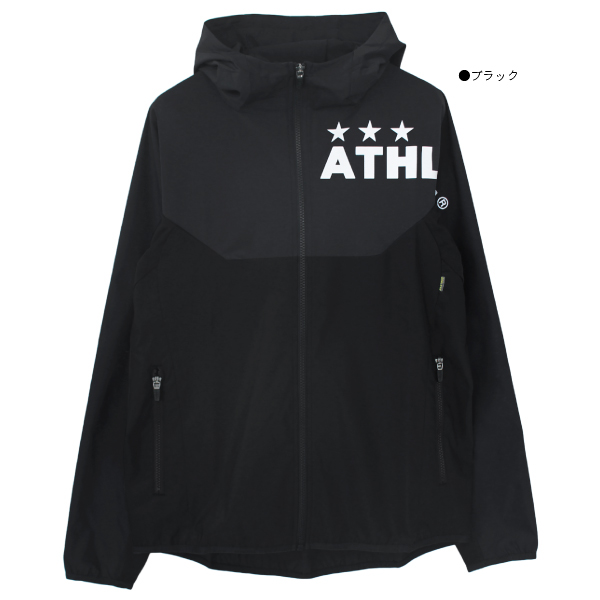 ATHLETA(アスレタ) ジュニア トレーニング ストレッチ ジャージ ジャケット 04142J