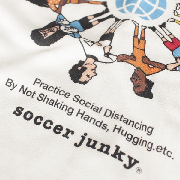 soccer junky(サッカージャンキー) ジュニア 半袖 Tシャツ SJ20304K