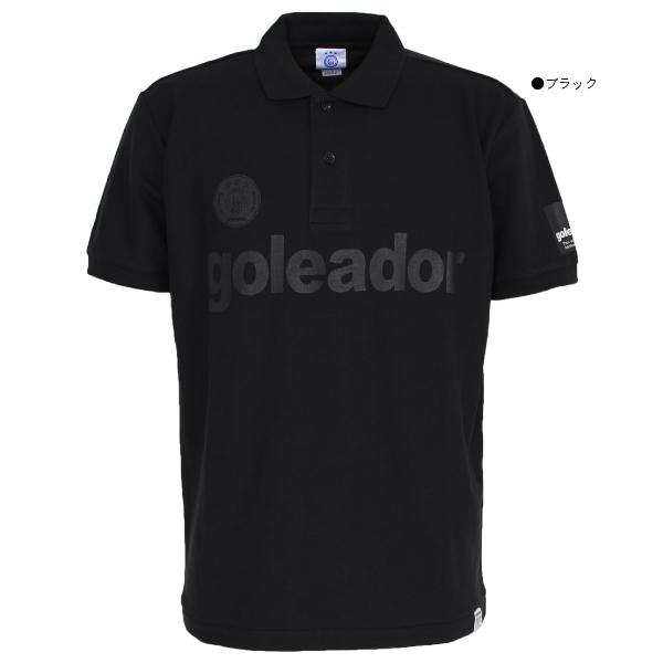 ★半額★goleador(ゴレアドール) Monotona ポロシャツ G-2307