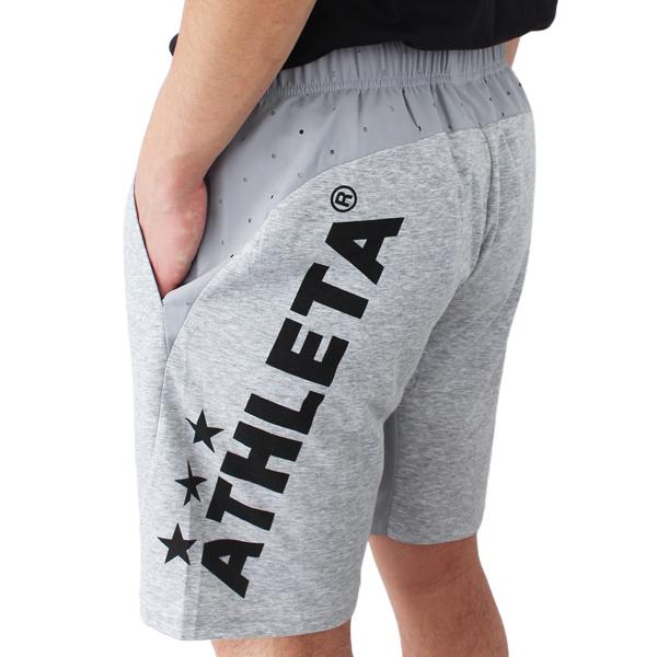 ATHLETA(アスレタ) ジュニア スウェット ハーフパンツ 03350J