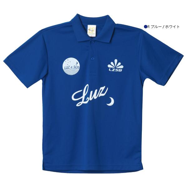 ★特価★LUZeSOMBRA(ルースイソンブラ) STANDARD ポロシャツ F1811027