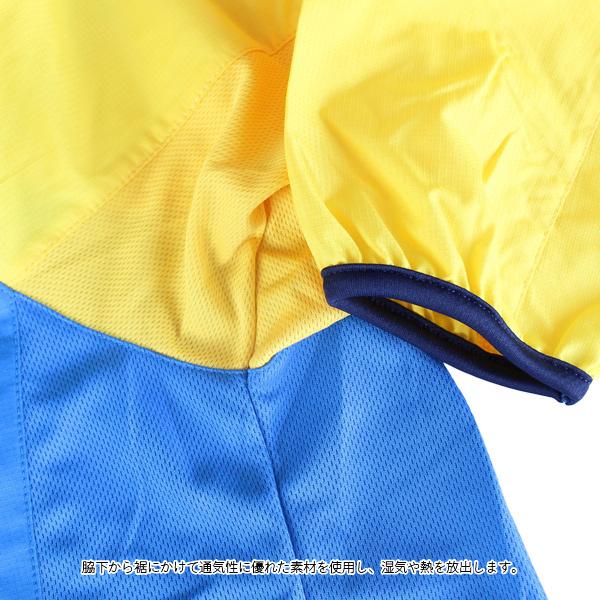 LUZeSOMBRA(ルースイソンブラ) ジュニア CRAZY PATTERN PULLOVER ピステトップ F2021116