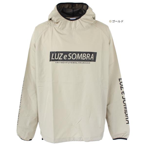 ★特価★LUZeSOMBRA(ルースイソンブラ) ジュニア SPINE OVERSIZE ピステアノラック F2021118