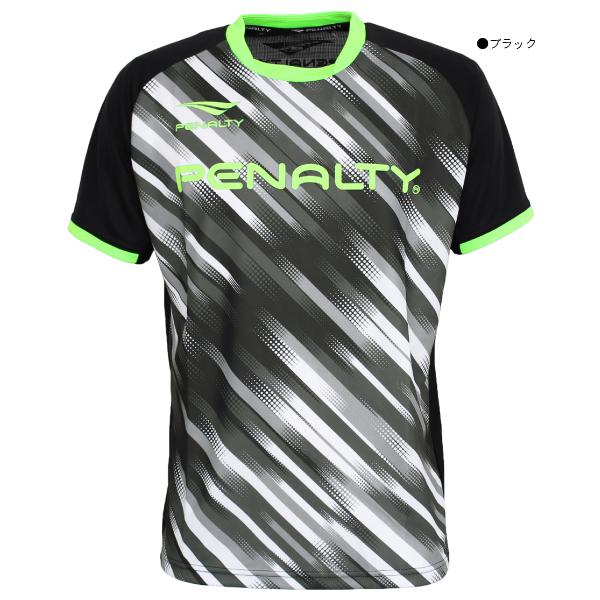 ★半額★PENALTY(ペナルティ) グラデクロスプラシャツ PU9002