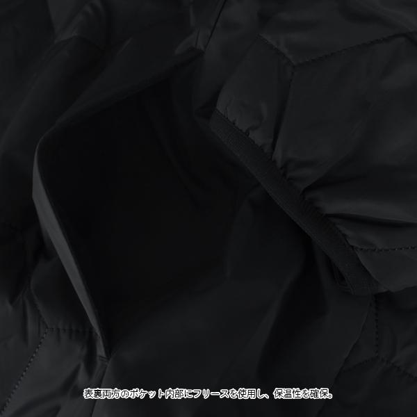 ATHLETA(アスレタ) ボア リバーシブル 中綿 ジャケット 04139