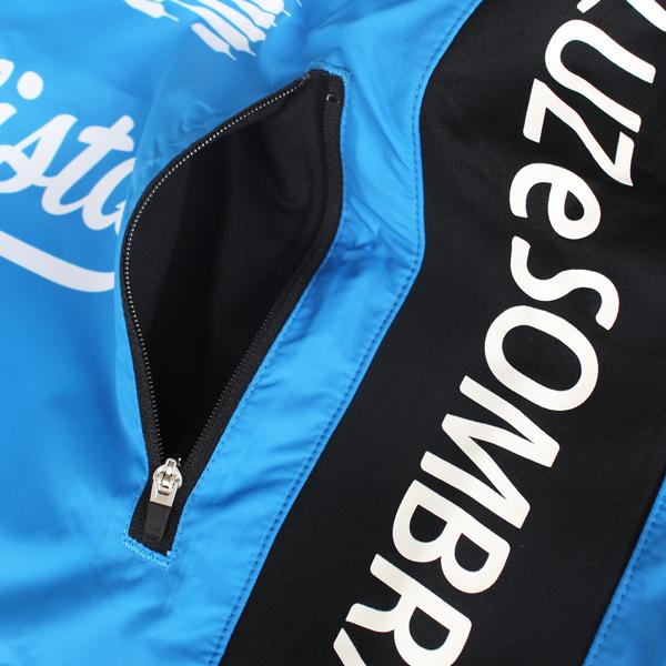 LUZeSOMBRA(ルースイソンブラ) ジュニア トレーニング ピステ ハーフジップ ジャケット F2021136