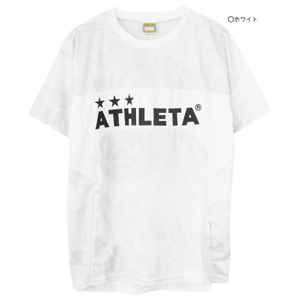 ATHLETA(アスレタ) ジュニア 半袖 プラクティス シャツ 02343J
