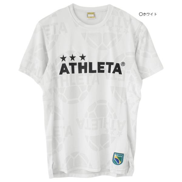 ATHLETA(アスレタ) ジュニア 半袖 プラクティス Tシャツ 03352J