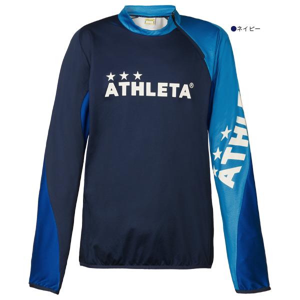 ATHLETA(アスレタ) ジュニア トレーニング ジャージ シャツ 18005J