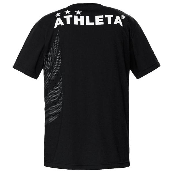 ★半額★ATHLETA(アスレタ) カフェブラロゴTシャツ 03339