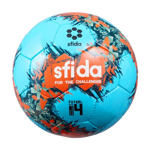 SFIDA(スフィーダ) JFA検定球 フットサルボール 4号球 SB-21IA02