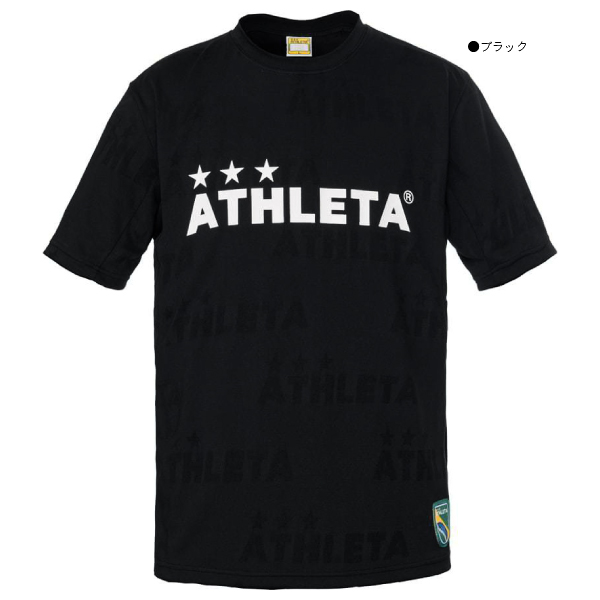 ATHLETA(アスレタ) ジャガードメッシュTシャツ 03340