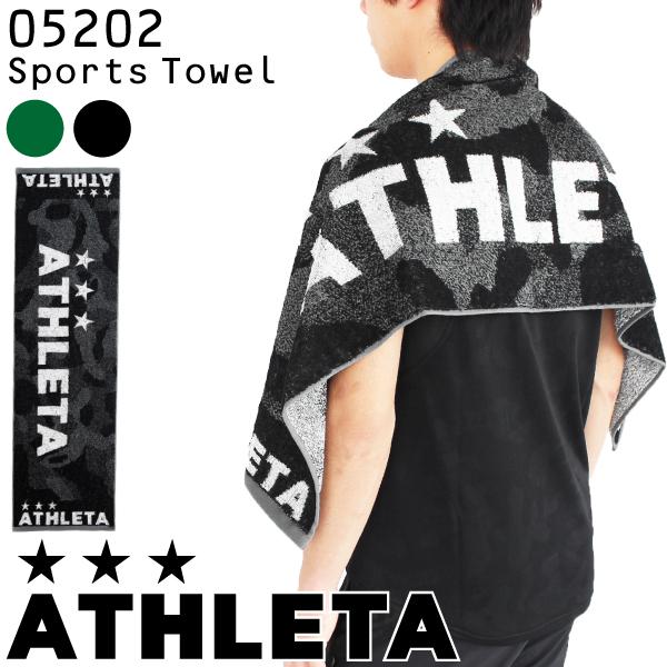 ATHLETA(アスレタ) スポーツタオル 05202