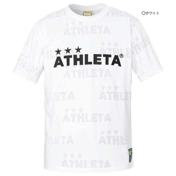 ★半額★ATHLETA(アスレタ) ジャガードメッシュTシャツ 03340J