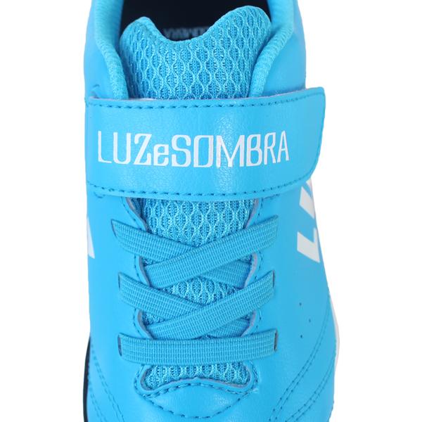 LUZeSOMBRA(ルースイソンブラ) ジュニア ターフ ベルクロ フットサルシューズ F2023024-TB