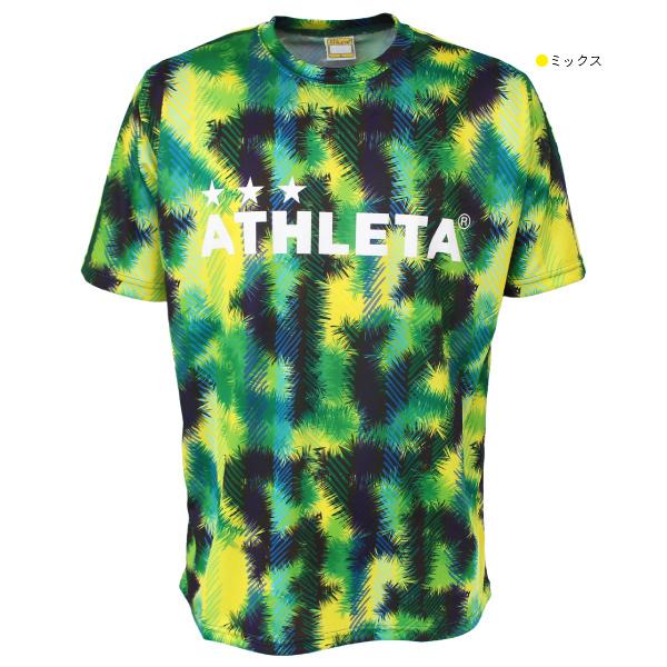 ★半額★ATHLETA(アスレタ) 総柄プラTシャツ SP-185