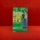 持ち歩く美術館 マスクケース【抗菌ニス加工】#4 Seurat