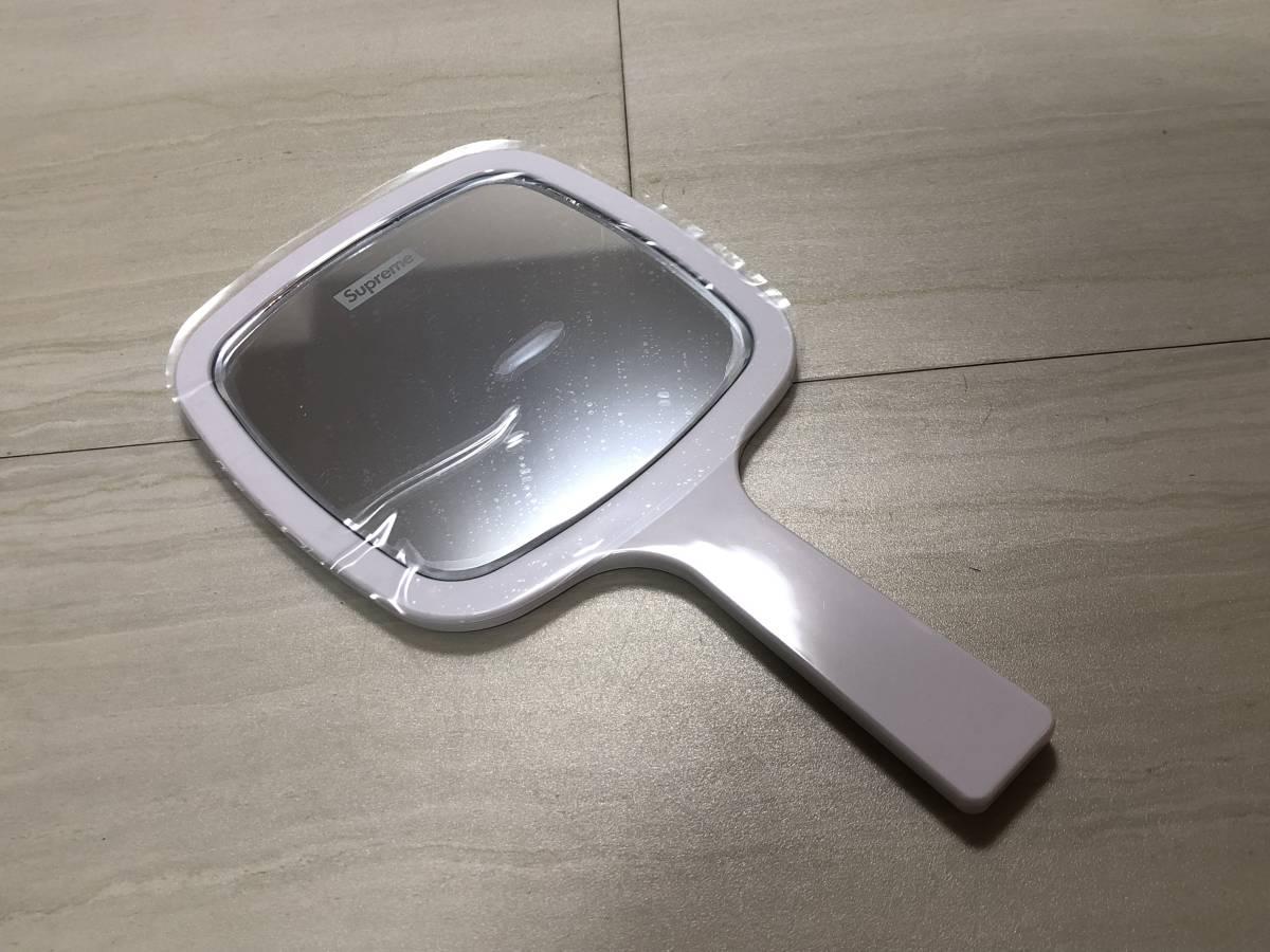 新品 SUPREME シュプリーム ハンドミラー hand mirror 鏡 カガミ boxlogo ボックスロゴ