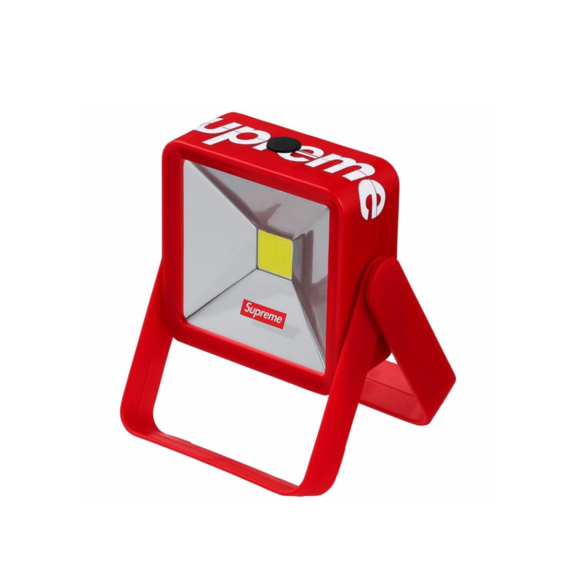 新品 シュプリーム SUPREME magnetic kickstand light マグネティック キックスタンド LED ライト RED 赤