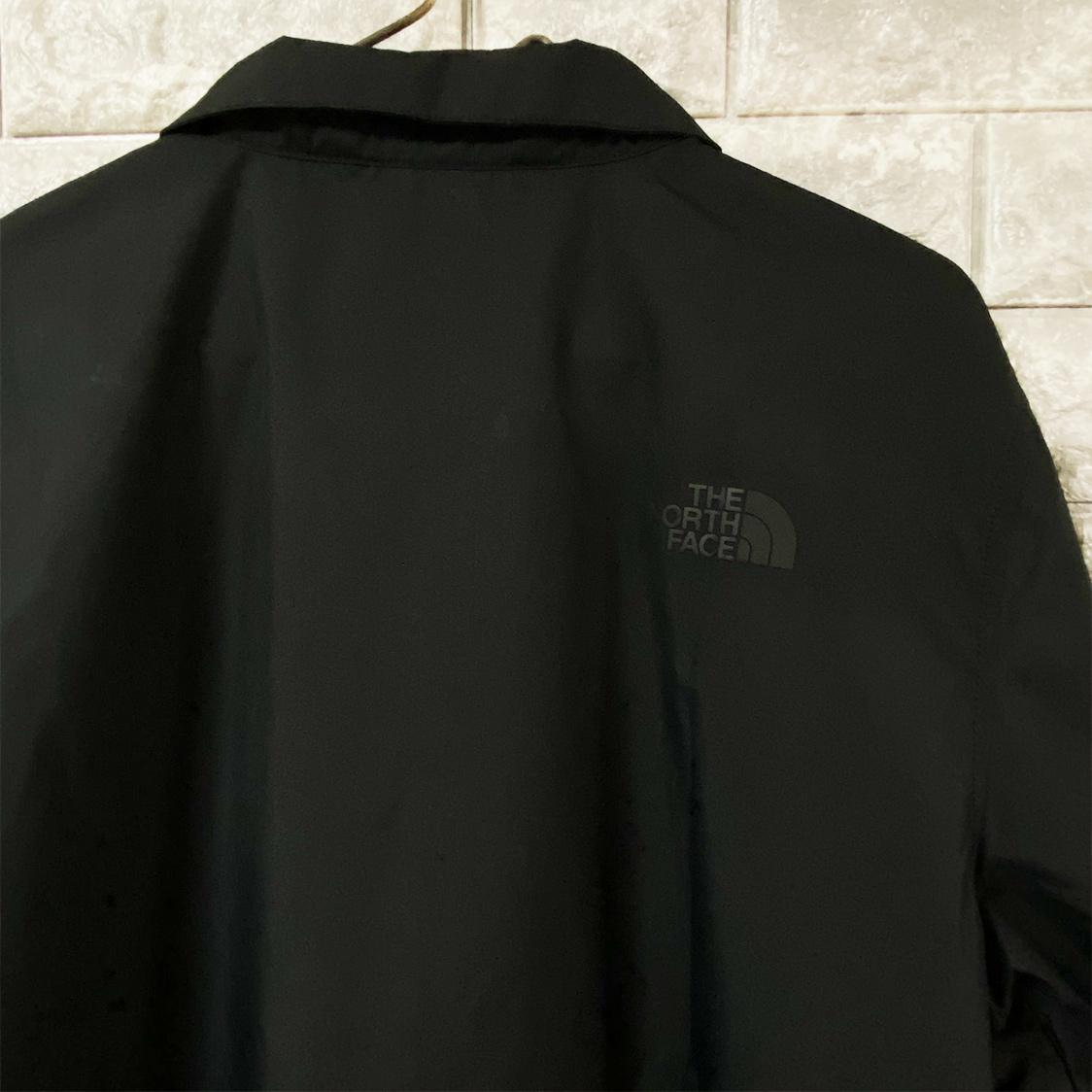 新品 THE NORTH FACE ザ ノースフェイス 【サイズM】 コーチジャケット USAモデル ブラック