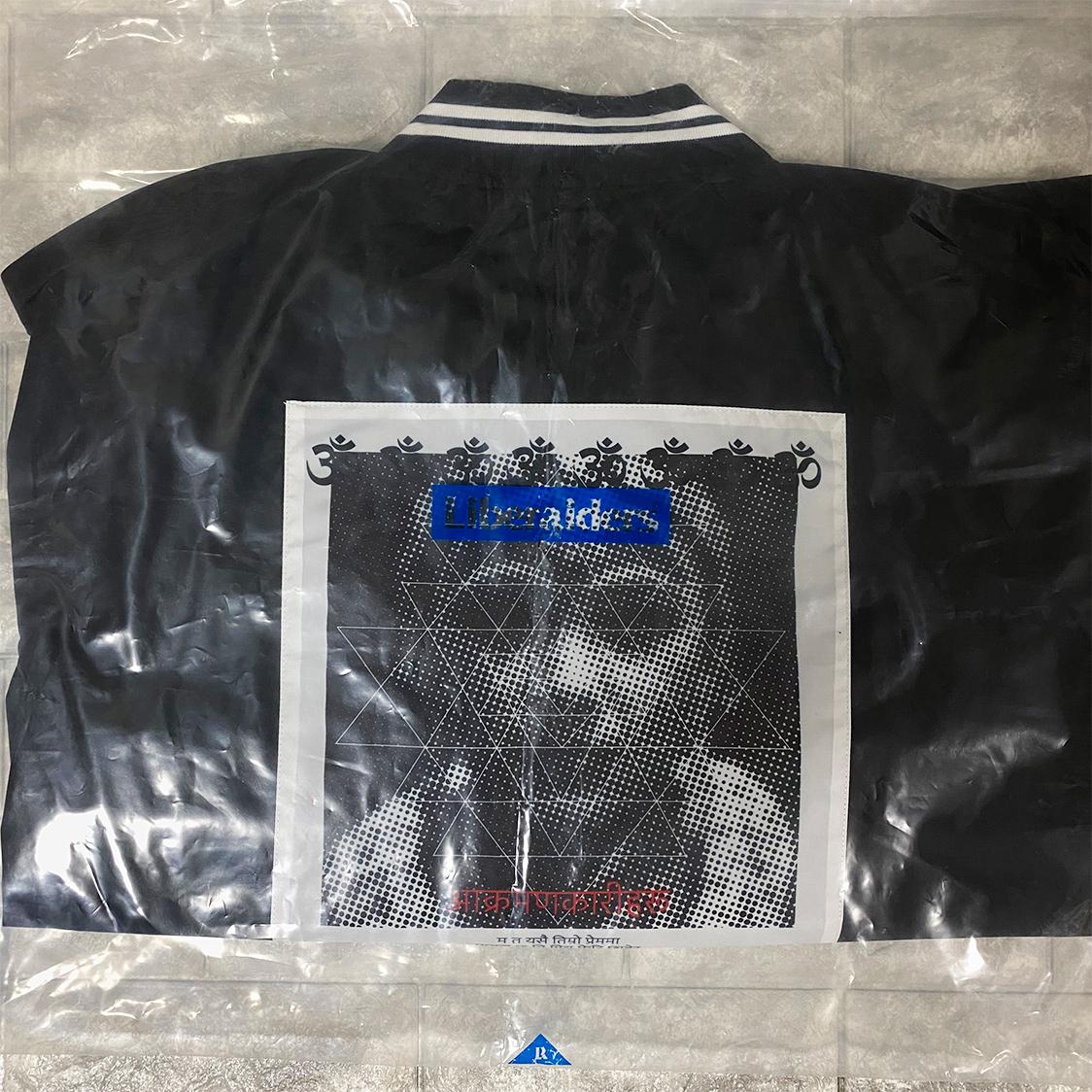 新品 Liberaiders リベレイダース 【サイズM】 コーチジャケット ブラック