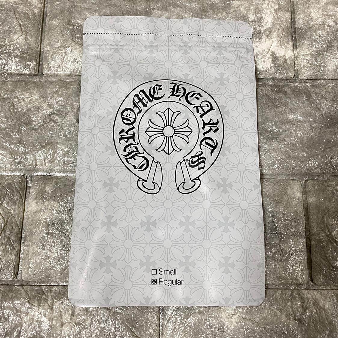 新品 クロムハーツ CHROMEHEARTS 【レギュラーサイズ】 マルチロゴ ファッションマスク インナーマスク フェイス用アクセサリー ホワイト 白