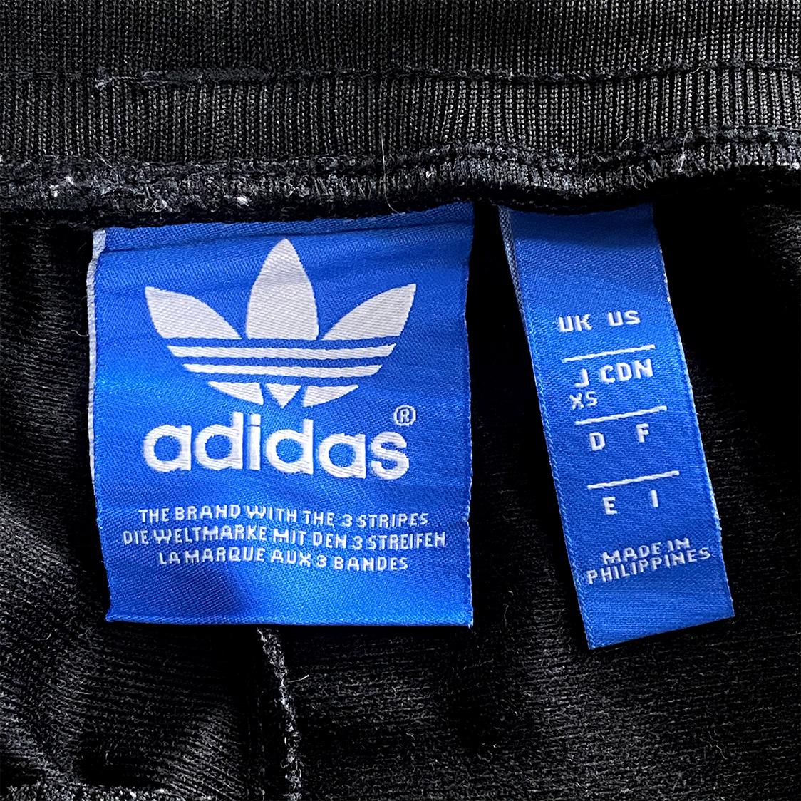 adidas アディダス 【サイズXS】 トラックパンツ ジ ャージ スーパースター オリジナルス ライン