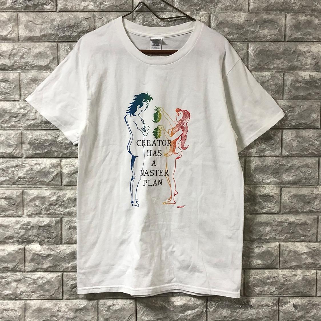 fragment フラグメント Lサイズ Tシャツ 藤原ヒロシ ギルダン 半袖Tシャツ