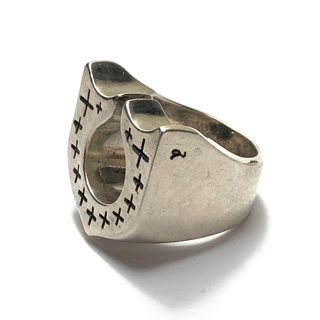 eyefunny アイファニー ホースシュー リング 指輪 10.5号