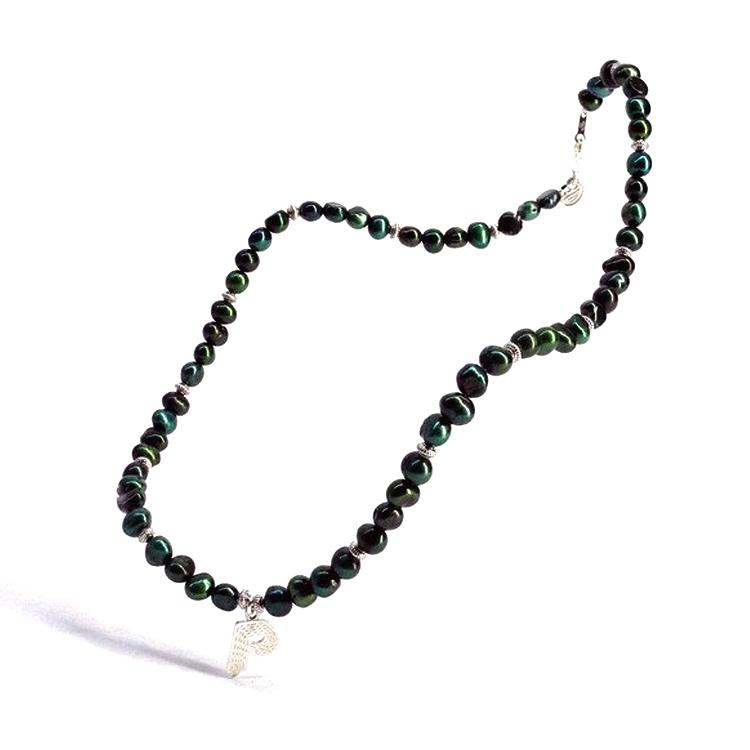 新品 SPARKING スパーキング × Philly フィリー pearl necklace コラボレーション パール ネックレス チェーン