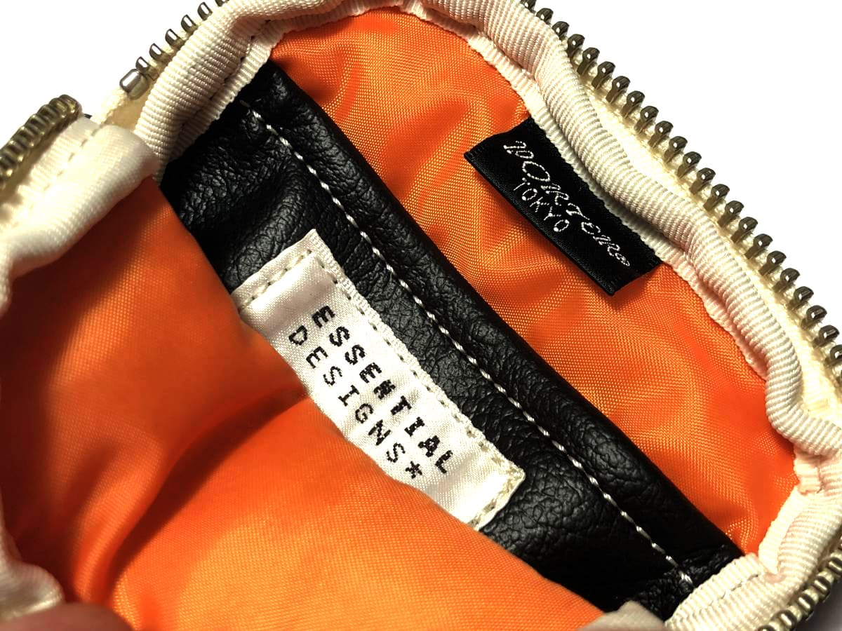 ポーター porter × ESSENTIAL DESIGNS エッセンシャルデザイン コインケース 小銭入れ サイフ 財布 吉田カバン