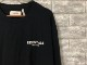 新品【Mサイズ】 FOG Fear Of God Essentials フェアオブゴッド エッセンシャル BOXY TEE ロンT ロングTシャツ カットソー ブラック