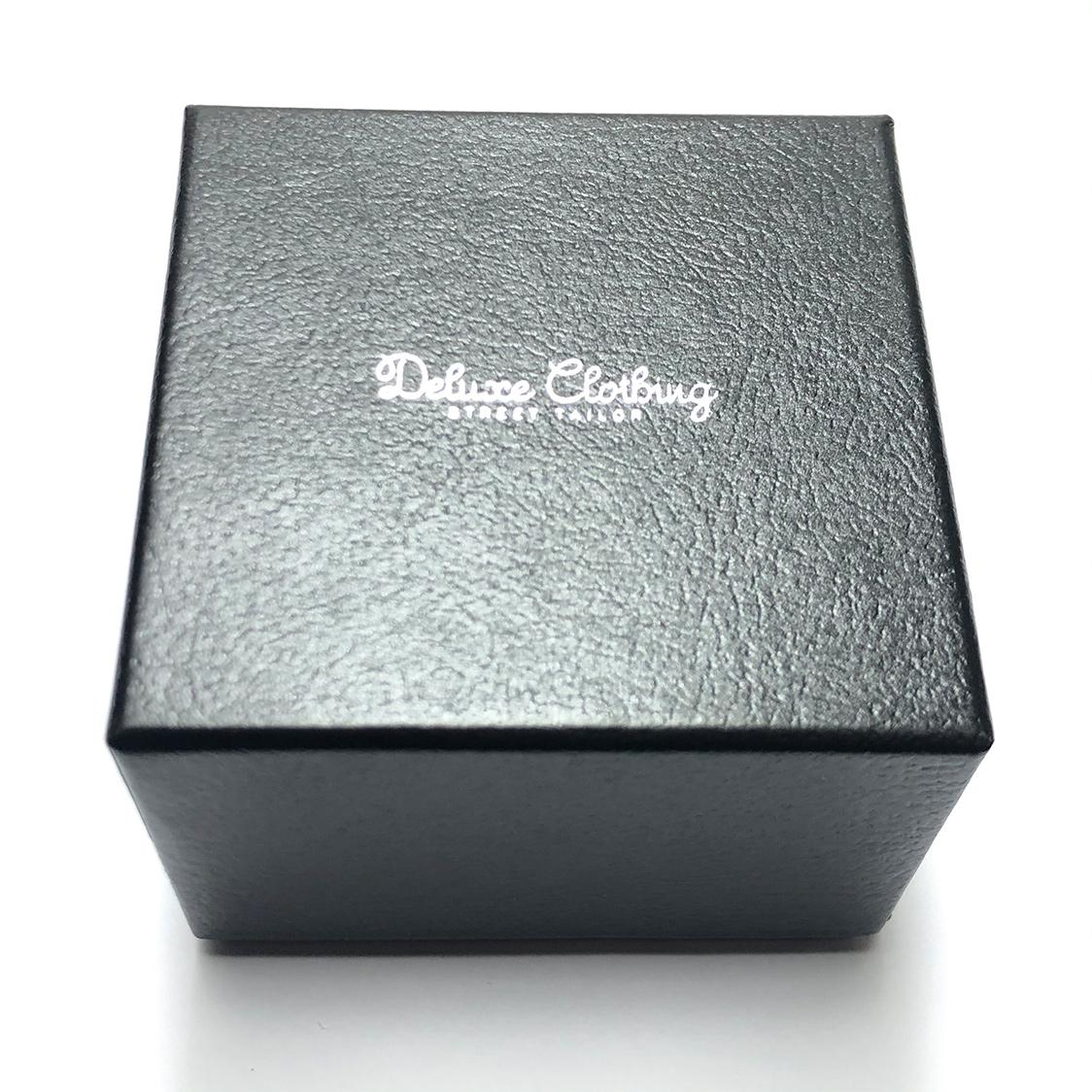新品【定価7,350円】DELUXE CLOTHING デラックス クロージング ACE シルバー ピアス アポロ コンチョ / イヤリング